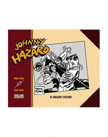 DOLMEN - JOHNNY HAZARD...