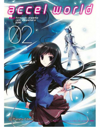 PLANETA COMIC - ACCEL WORLD...