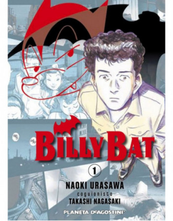 PLANETA COMIC - BILLY BAT...