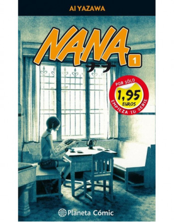 PLANETA COMIC - MM NANA Nº...