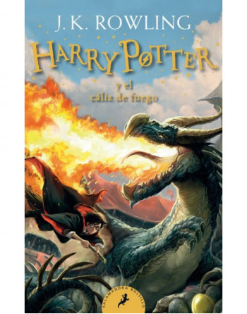 SALAMANDRA - HARRY POTTER Y...