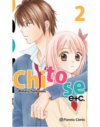 PLANETA COMIC - CHITOSE ETC...