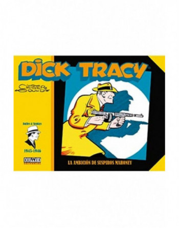 DOLMEN - DICK TRACY. LA...