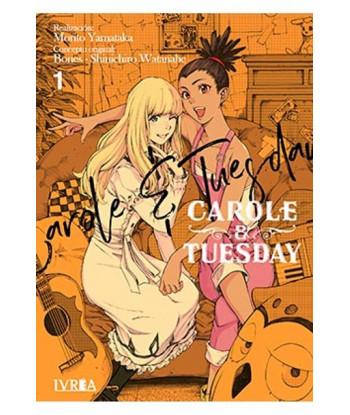 ANAYA - CARLA Y LECHUGA 1....