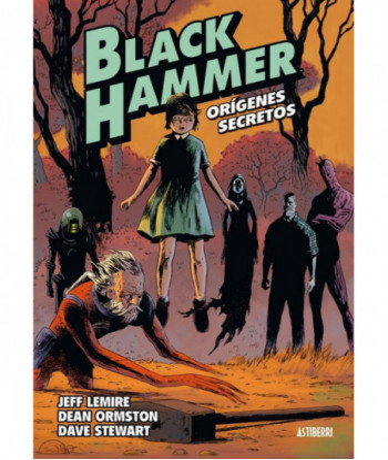 ASTIBERRI - BLACK HAMMER 1....