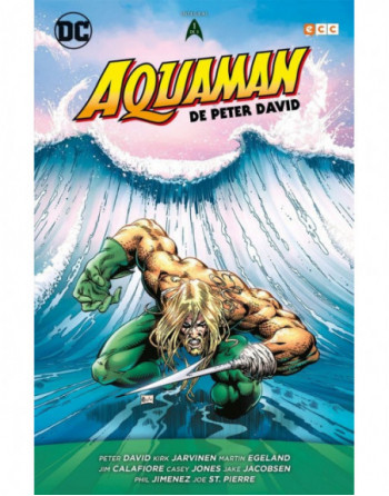 ECC - AQUAMAN DE PETER...