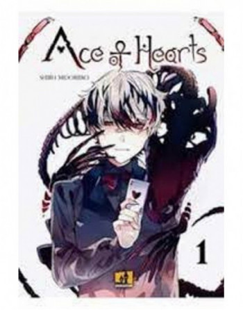 SHOCKDOM - ACE OF HEARTS 01