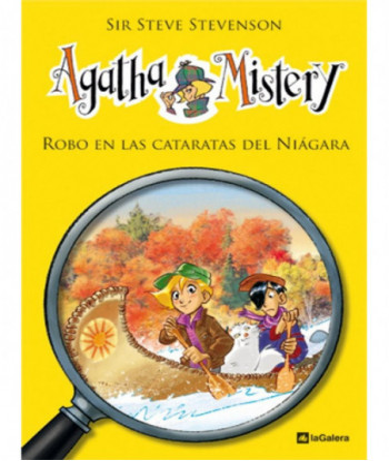 LA GALERA - AGATHA MISTERY...