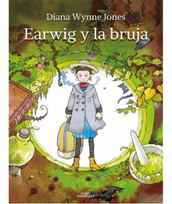 ALFAGUARA - EARWIG Y LA BRUJA