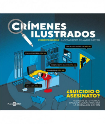 PLAZA & JANES - CRIMENES...