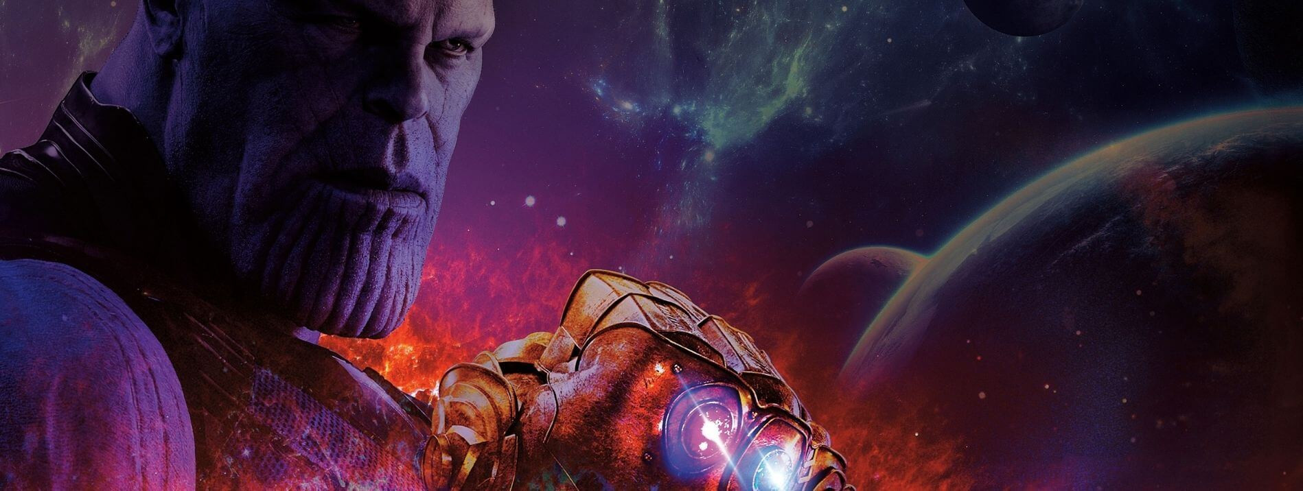 Marvel Thanos End Game